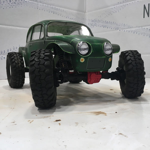 NW Scaler Design Truck